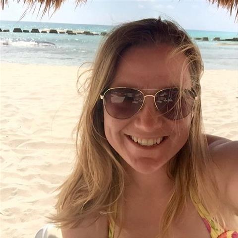 Ontmoeting met deze 32-jarige jongedame